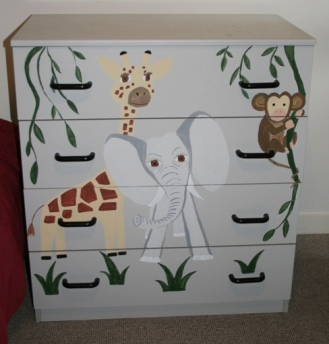 Wild Chest of Drawers