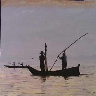 Fisherman - Zanzibar Series