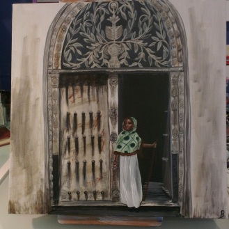 Zanzibari Woman - Zanzibar Series