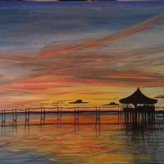 Fundu Pier - Zanzibar Series