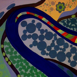 Rainbow Serpent - Commissioned by Advanced Water Management Centre, University of Queensland